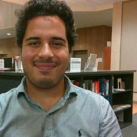 Luis Bustamante's avatar