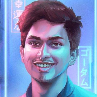 Creator of mljobslist Gautham Santhosh