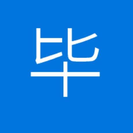 @bidianqing