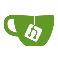 Gitea Github avatar - a green cup with a git logo styled into a teabag tag