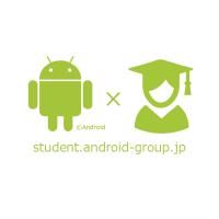 日本Androidの会学生部のアイコン