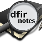 @DFIRnotes