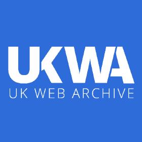 UK Web Archive · GitHub