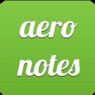 @aeroNotes