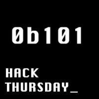 @HackThursday
