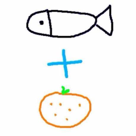 FishPlusOrange
