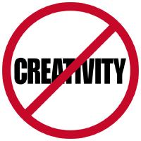 @no-creativity