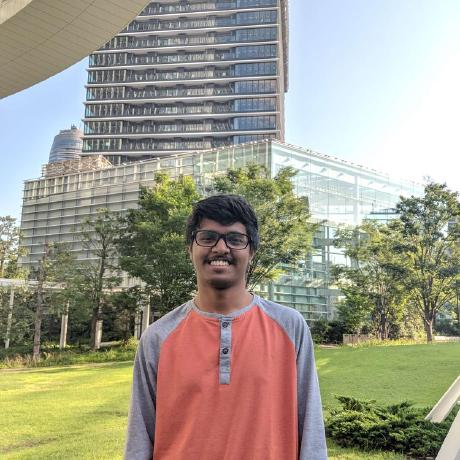 Harshit Prasad, senior Tensorflow developer