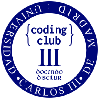@CodingClubUC3M