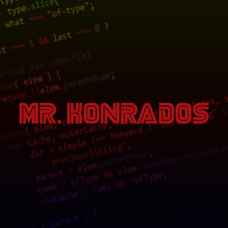Avatar of MrKonrados