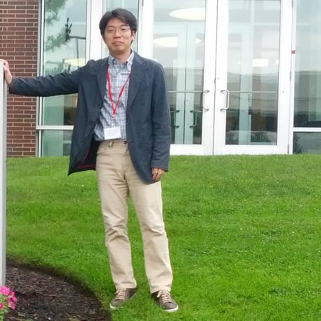 YoheiKakiuchi ( Yohei Kakiuchi )