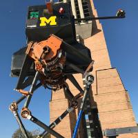 University Of Michigan Dynamic Legged Locomotion Robotics Lab Github