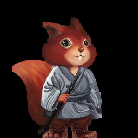hansquirrel - 游戏工作室,起源于对游戏的兴趣,寄希望于创建优秀耐玩的带有中国文化符号的游戏。