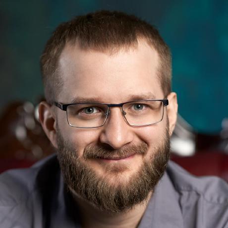 Yuriy Taraday Headshot