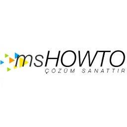 msHOWTO
