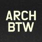 @arch-btw