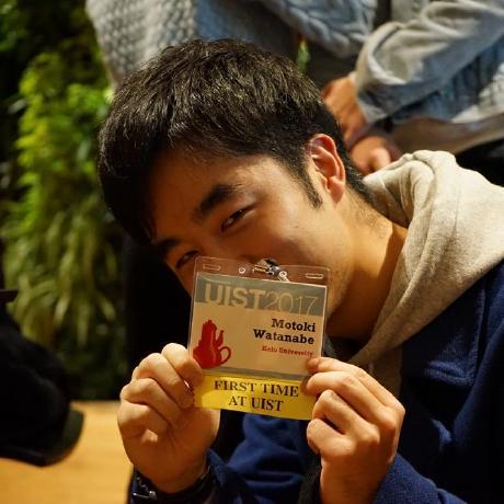 Motoki Watanabe / @XxGodmoonxX's icon