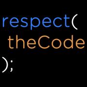 @respectTheCode