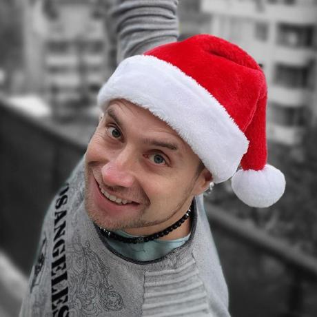 Krasi Georgiev, senior Jenkinsci developer