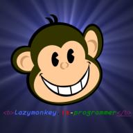 @Lazymonkey