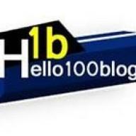 @Hello100blog